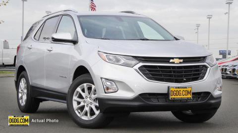 New Chevrolet Equinox in Vallejo | Team Chevrolet