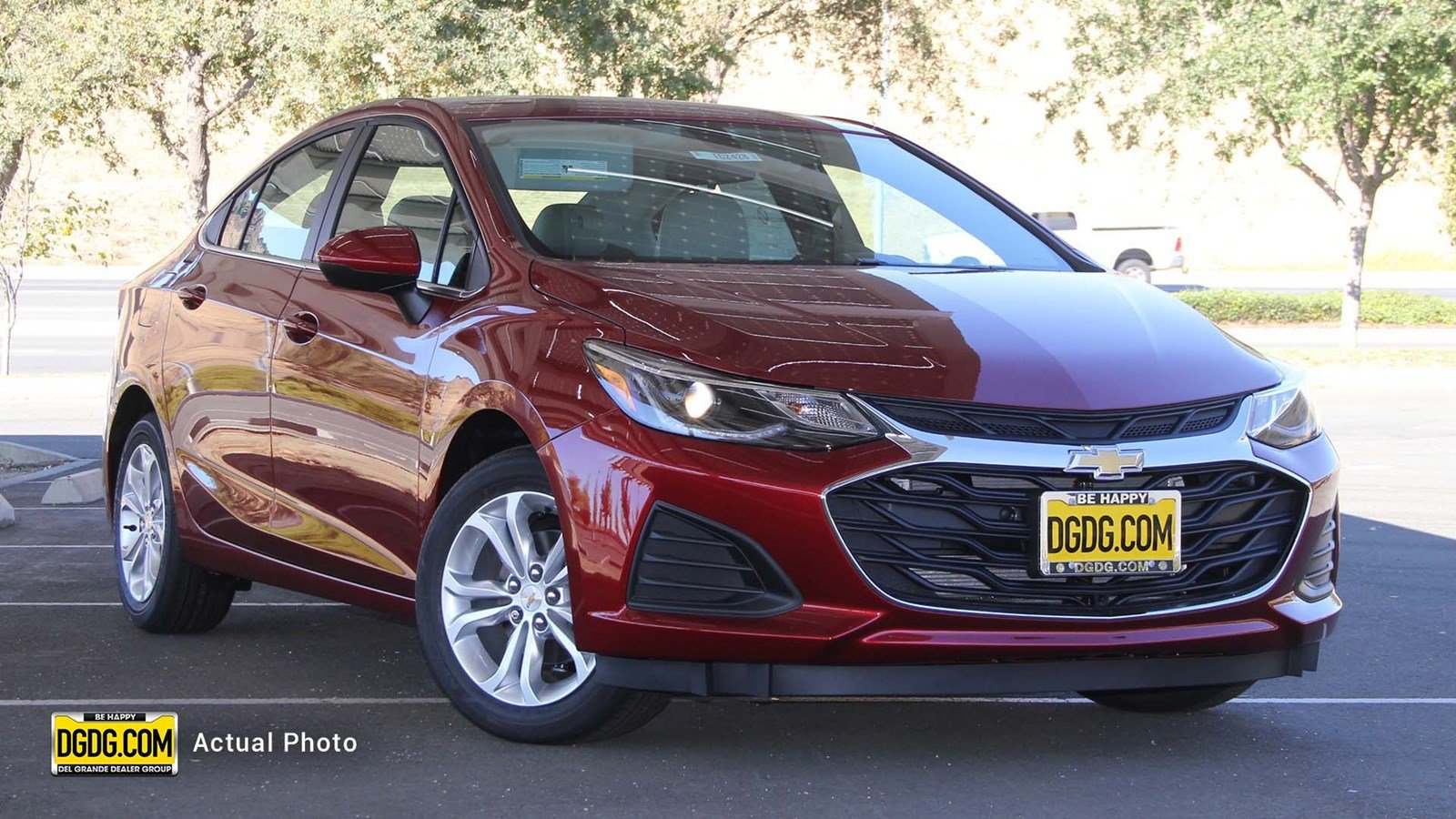 Chevrolet Cruze Owners Manual: When It Is Time for New Tires