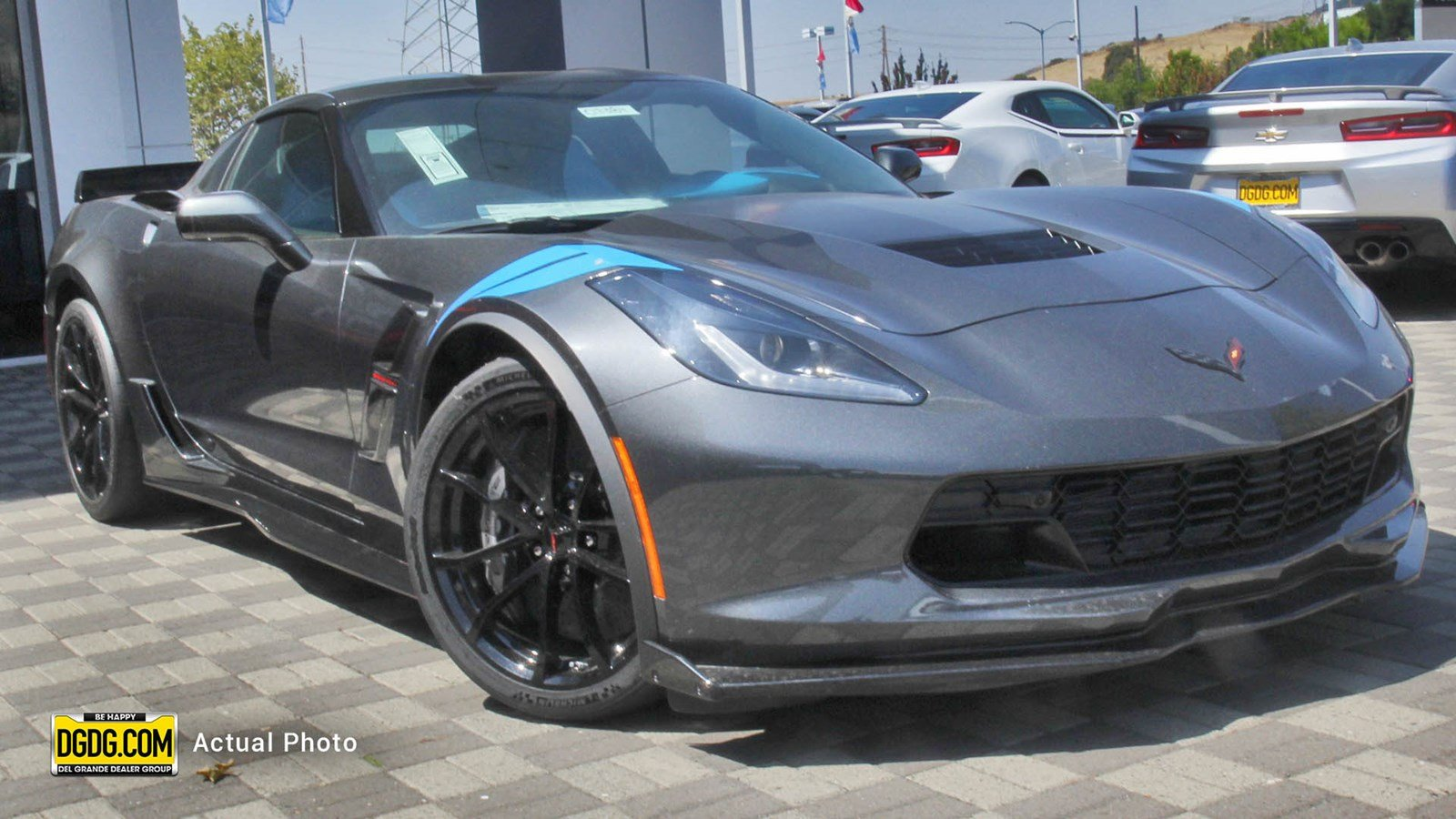 New 2017 Chevrolet Corvette Grand Sport 3LT 2dr Car in Vallejo ...