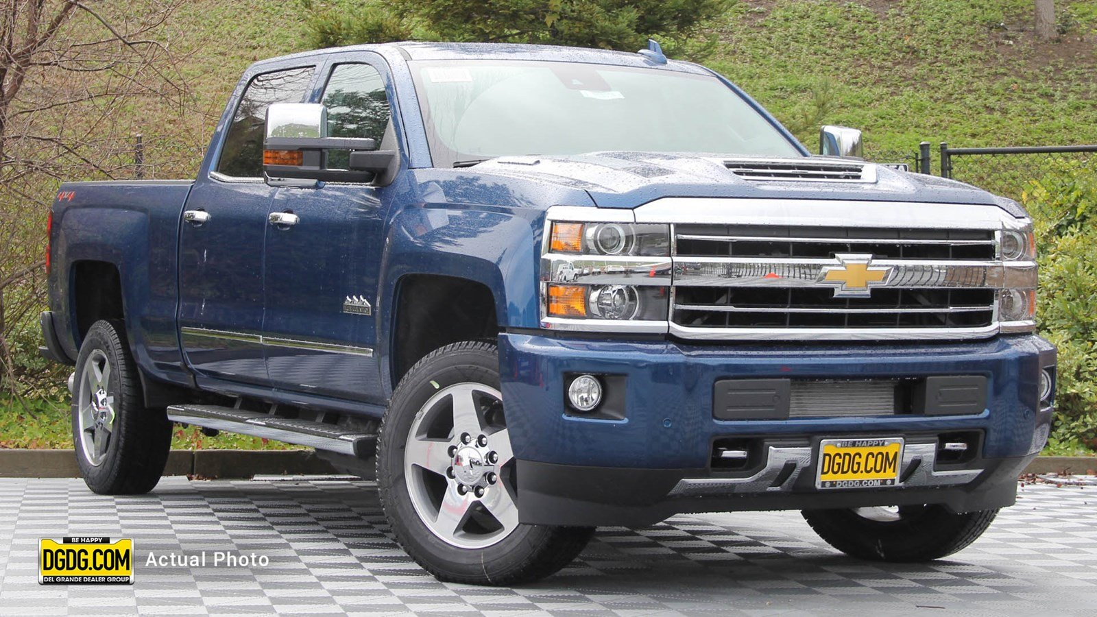 2500Hd High Country >> 2019 Chevrolet Silverado 2500hd High Country 4wd
