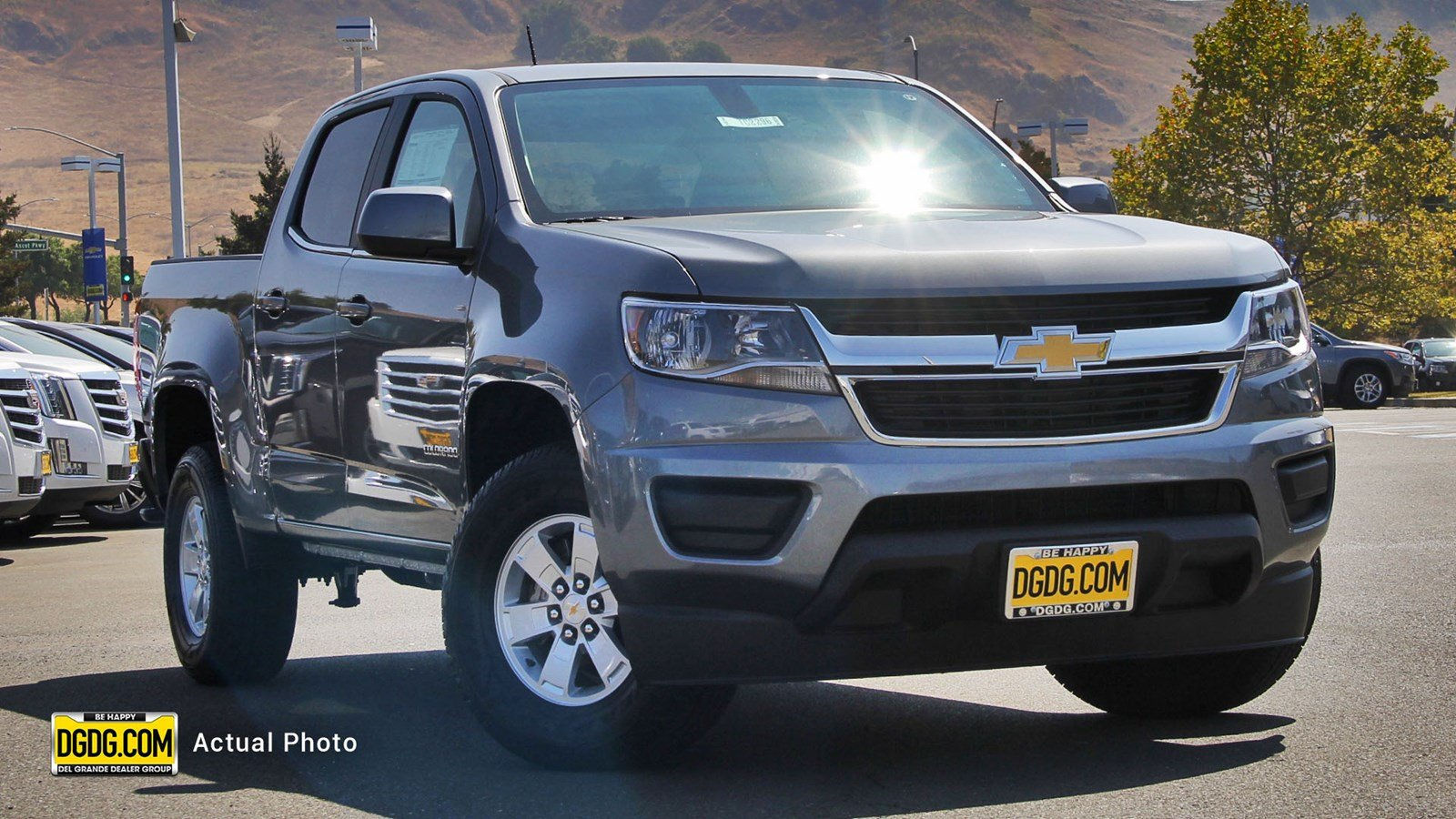 New 2019 Chevrolet Colorado 2wd Work Truck Crew Cab Pickup In Additional Wiring Diagram For The 1949 Passenger Cars Convertible
