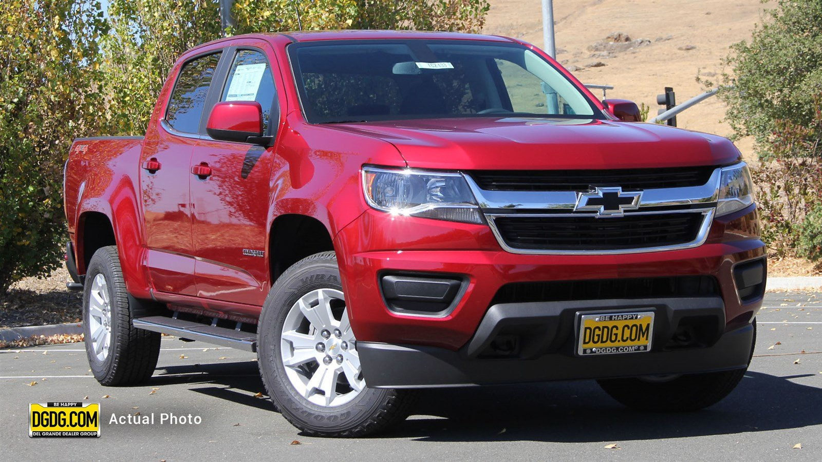New 2019 Chevrolet Colorado 4wd Lt Crew Cab Pickup In Vallejo Additional Wiring Diagram For The 1949 Passenger Cars Convertible