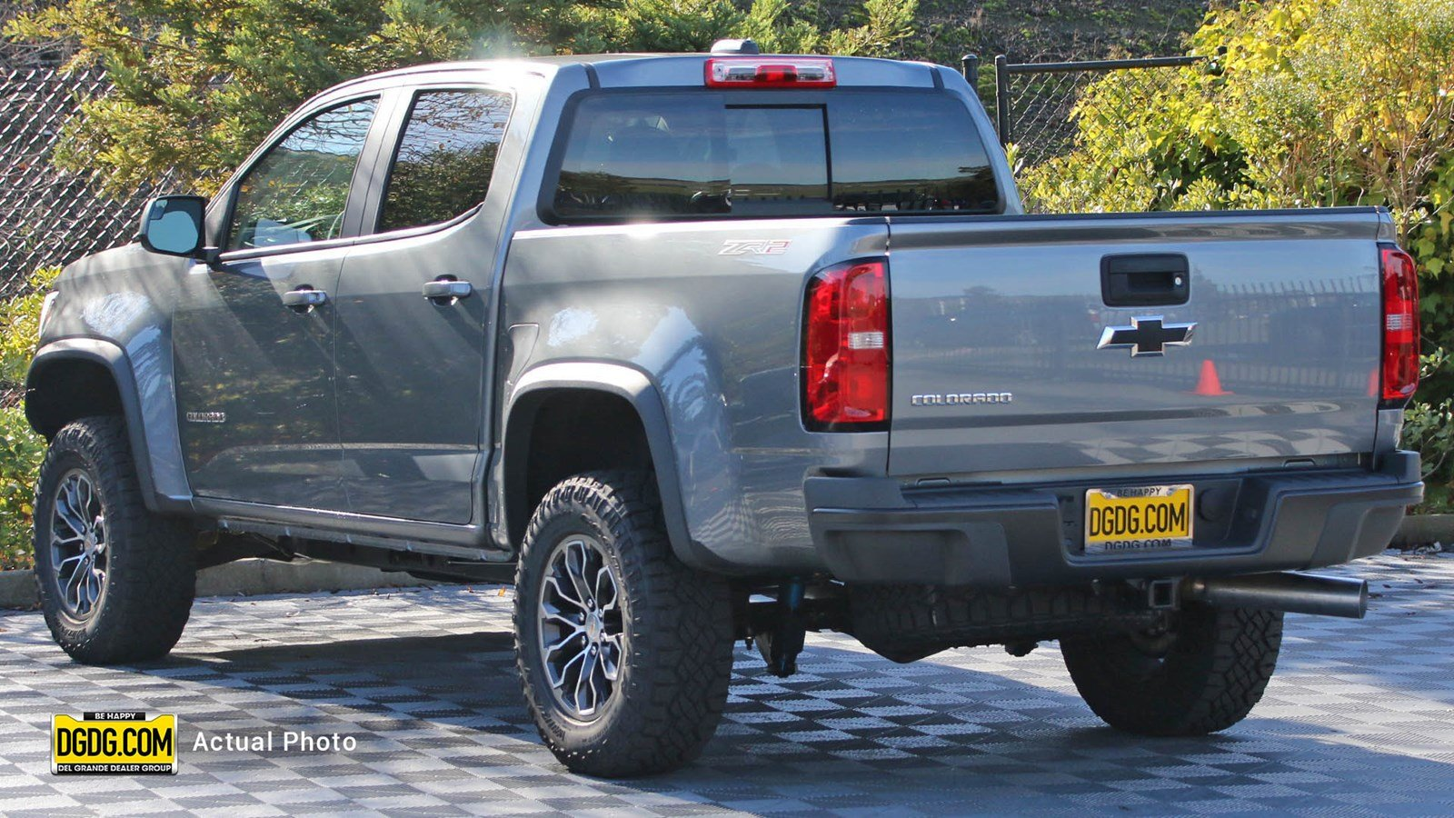 New 2020 Chevrolet Colorado 4WD ZR2
