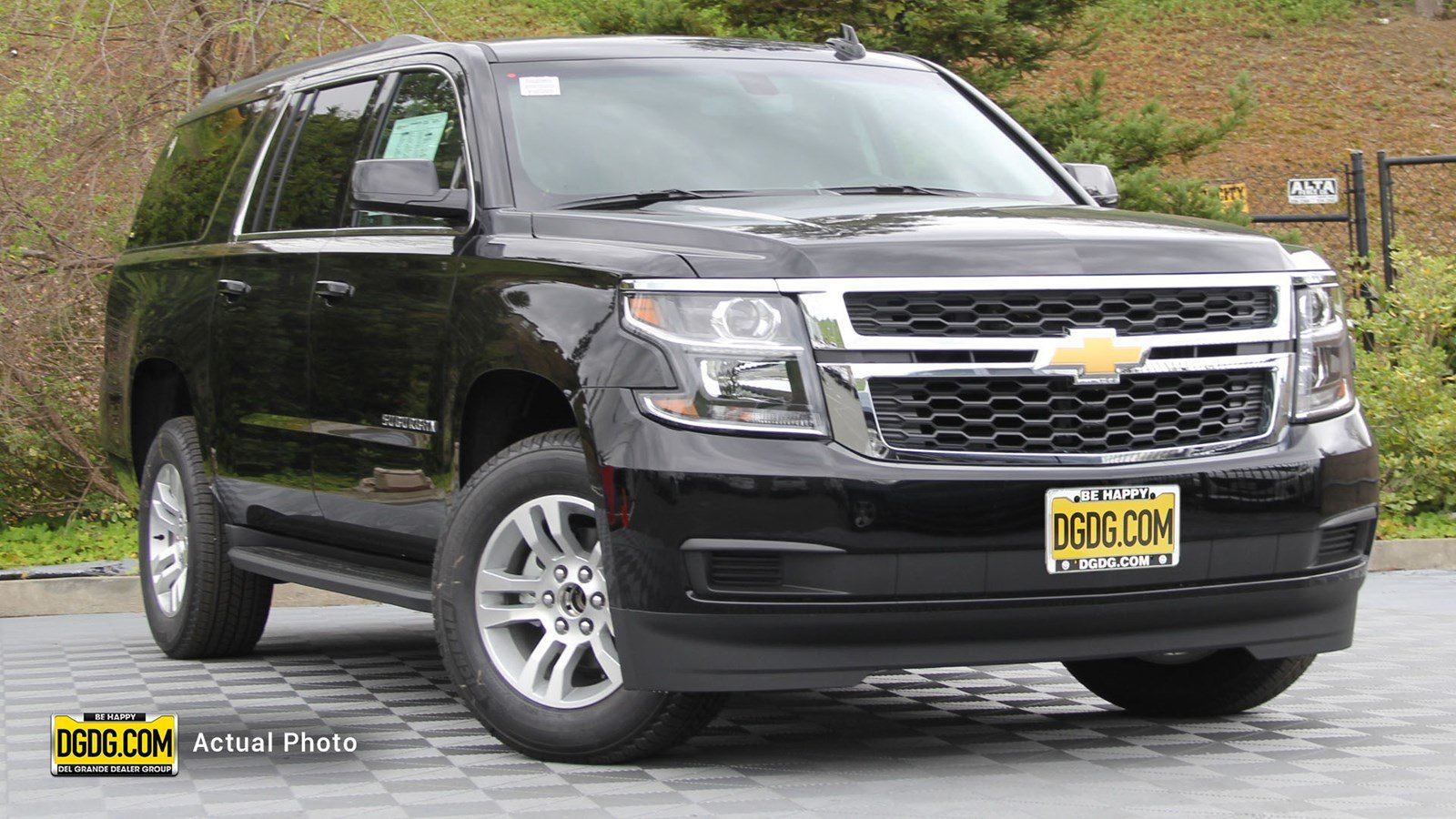New 2019 Chevrolet Suburban LS Livery Package