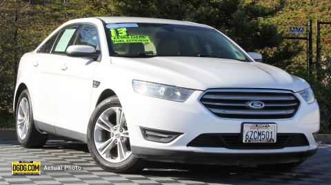 2013 Ford Taurus SEL FWD 4dr Car