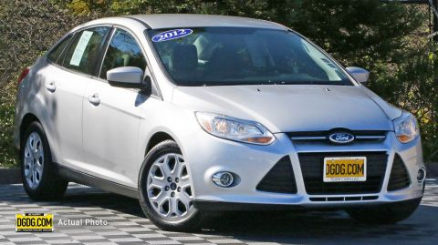 2012 Ford Focus SE FWD 4dr Car