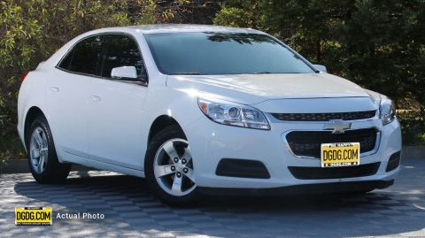 2016 Chevrolet Malibu Limited LT FWD 4dr Car