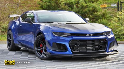 New 2019 Chevrolet Camaro ZL1 1LE