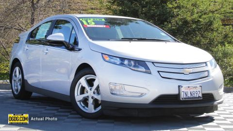 2015 Chevrolet Volt Base With Navigation