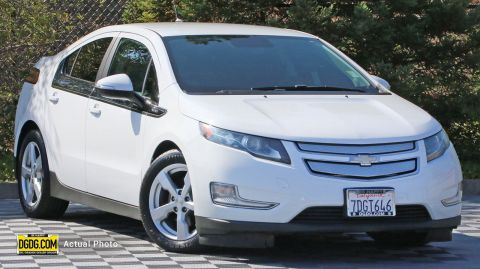 2014 Chevrolet Volt Base With Navigation