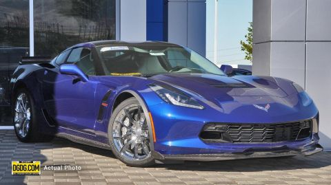 2017 Chevrolet Corvette Grand Sport 3LT RWD 2dr Car