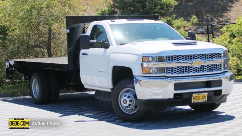 New 2019 Chevrolet Silverado 3500HD CC WT