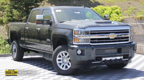 2019 Chevrolet Silverado 3500HD High Country 4WD
