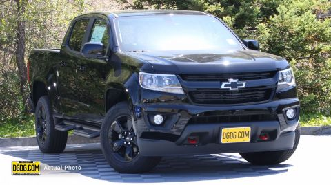 New 2020 Chevrolet Colorado 2WD LT