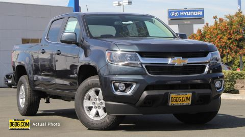 2019 Chevrolet Colorado 4WD Work Truck 4WD