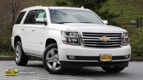 2019 Chevrolet Tahoe Premier With Navigation & 4WD