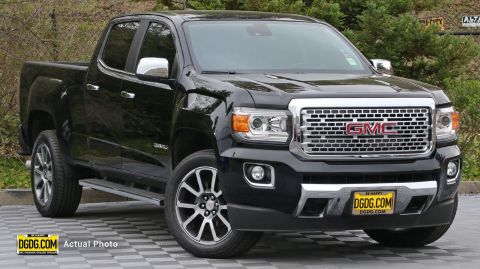 Pre-Owned 2017 GMC Canyon 4WD Denali
