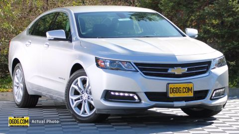 New 2020 Chevrolet Impala LT