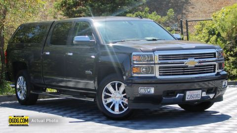 2014 Chevrolet Silverado 1500 High Country RWD Crew Cab Pickup