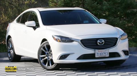 2016 Mazda6 i Grand Touring With Navigation
