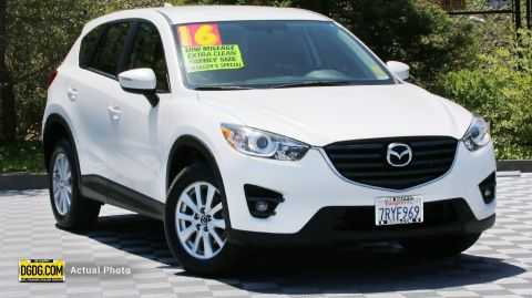 2016 Mazda CX-5 Touring With Navigation